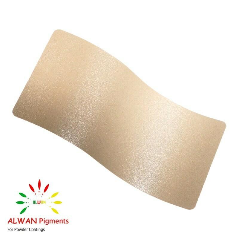 Light Beige Texture Alwan powder coating china Wholesale powder coating high glossy epoxy polyester 20kg/Box