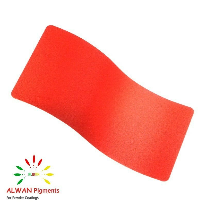 Red Texture Alwan powder coating china Wholesale powder coating high glossy epoxy polyester 20kg/Box