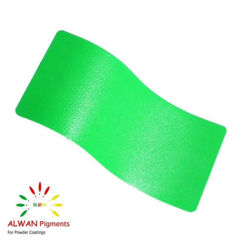 Shiny Green Texture Alwan powder coating china Wholesale powder coating high glossy epoxy polyester 20kg/Box