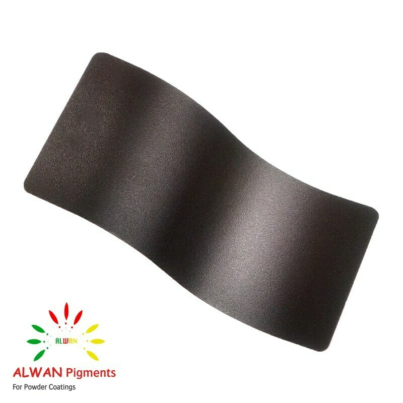Rust Red Texture Alwan powder coating china Wholesale powder coating high glossy epoxy polyester 20kg/Box