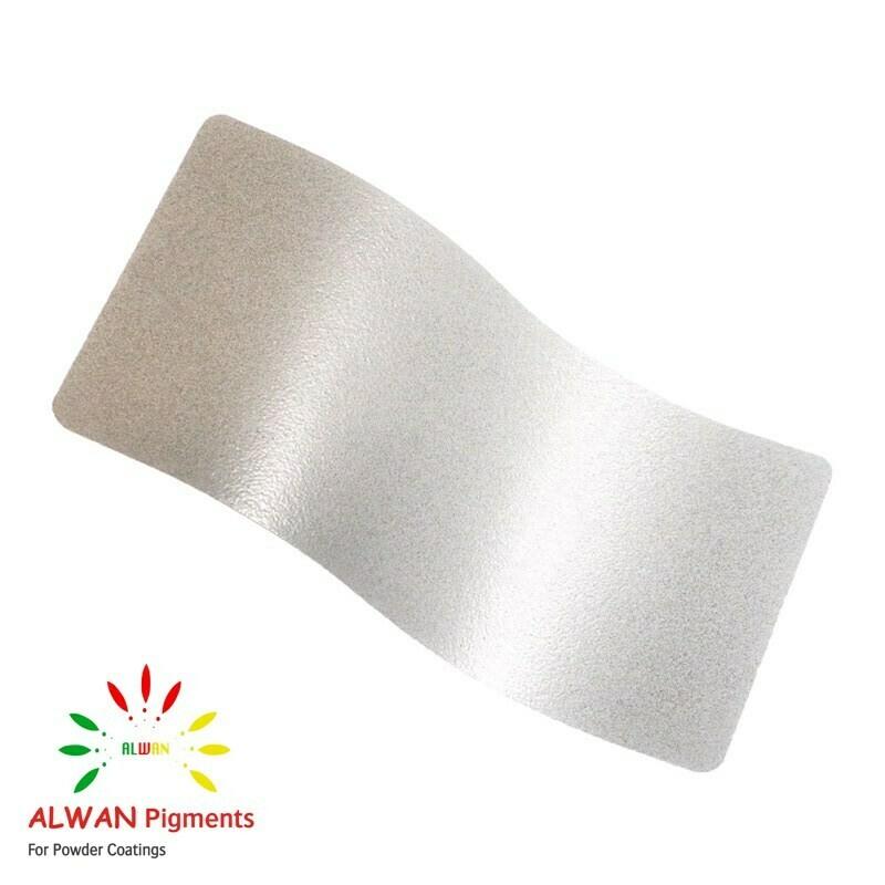 QZ Silver Texture II Alwan powder coating china Wholesale powder coating high glossy epoxy polyester 20kg/Box