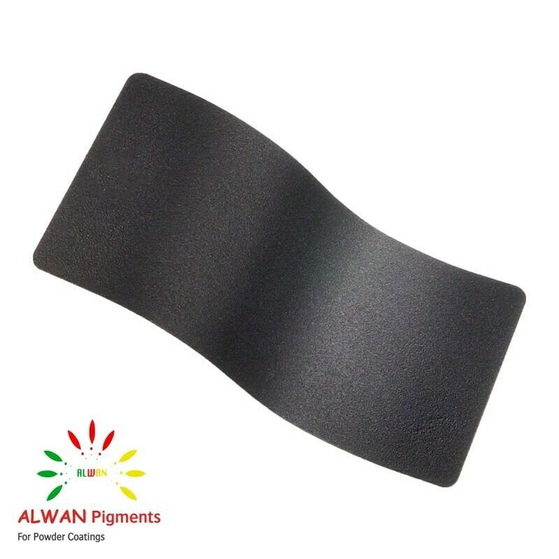 midnight texture Alwan powder coating china Wholesale powder coating high glossy epoxy polyester 20kg/Box