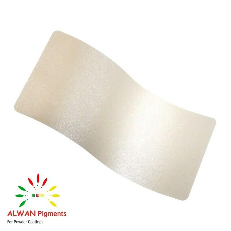 pearl white texture II Alwan powder coating china Wholesale powder coating high glossy epoxy polyester 20kg/Box