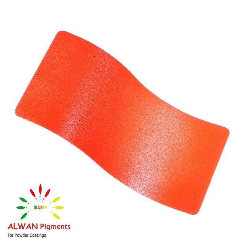 Orange Texture Alwan powder coating china Wholesale powder coating high glossy epoxy polyester 20kg/Box