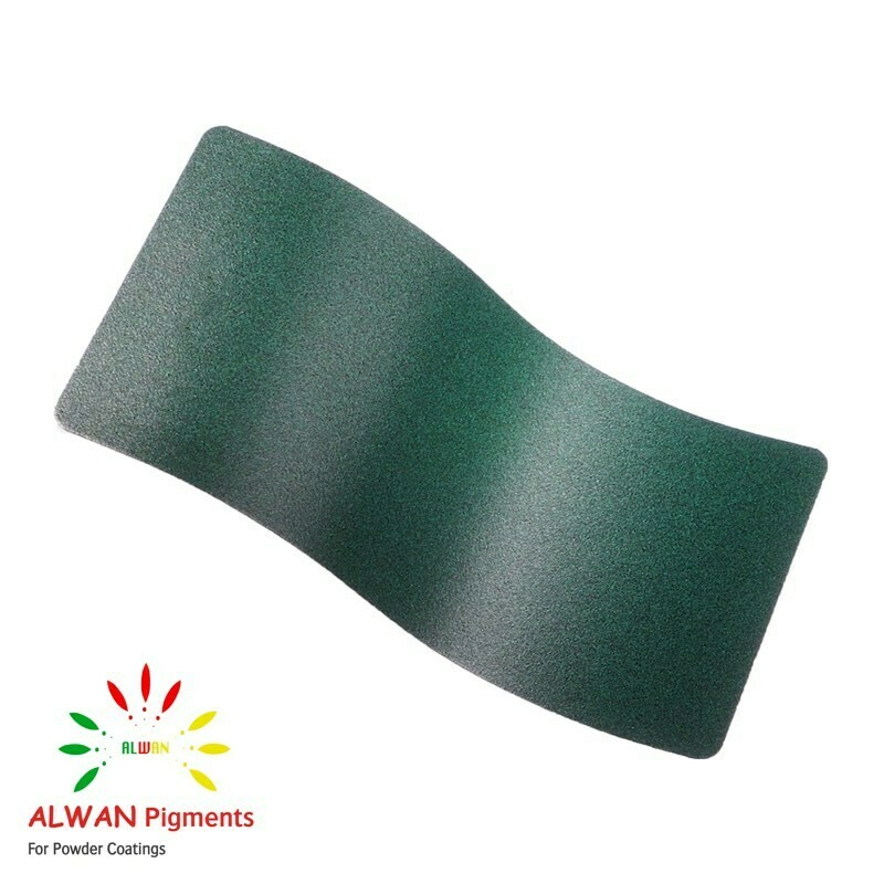 Teal Texture Alwan powder coating china Wholesale powder coating high glossy epoxy polyester 20kg/Box