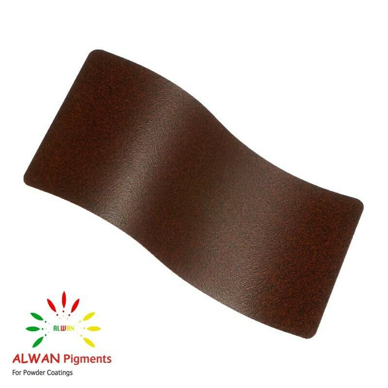 Mossberg Brown Alwan powder coating china Wholesale powder coating high glossy epoxy polyester 20kg/Box