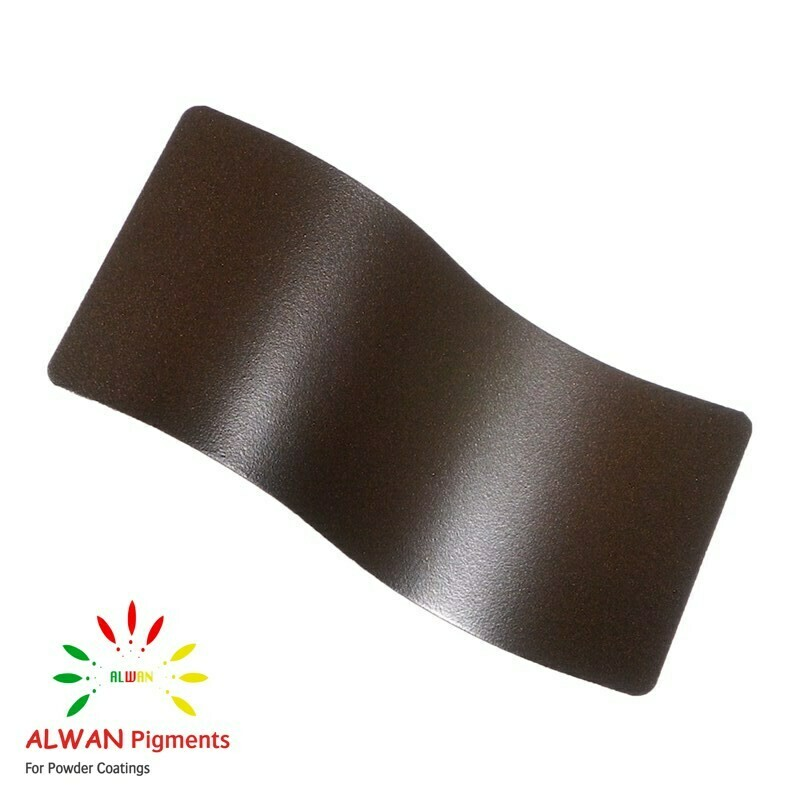 Rust Texture Alwan powder coating china Wholesale powder coating high glossy epoxy polyester 20kg/Box