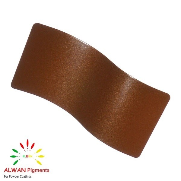 Copper Metallic Alwan powder coating china Wholesale powder coating high glossy epoxy polyester 20kg/Box