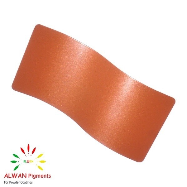 Copper2 Metallic Alwan powder coating china Wholesale powder coating high glossy epoxy polyester 20kg/Box
