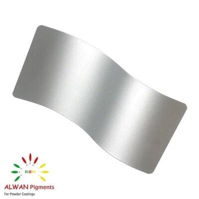 Bright Grey Metallic Alwan powder coating china Wholesale powder coating high glossy epoxy polyester 20kg/Box