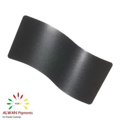 Charcoal Clean Metallic Alwan powder coating china Wholesale powder coating high glossy epoxy polyester 20kg/Box