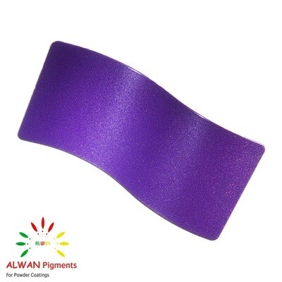 Space Purple Metallic Alwan powder coating china Wholesale powder coating high glossy epoxy polyester 20kg/Box