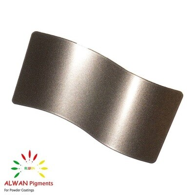 Luxury Bronze Metallic Alwan powder coating china Wholesale powder coating high glossy epoxy polyester 20kg/Box
