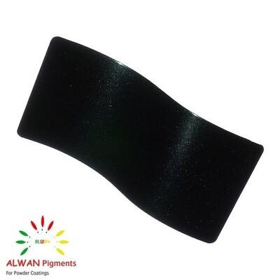 Dark Green Metallic Alwan powder coating china Wholesale powder coating high glossy epoxy polyester 20kg/Box