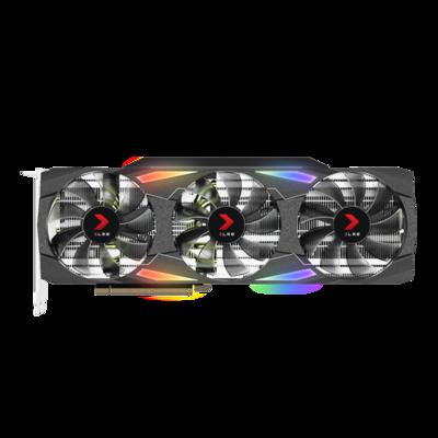 PNY GeForce RTX™️ 3080 EPIC-X RGB™️ Triple Fan XLR8 Gaming Edition