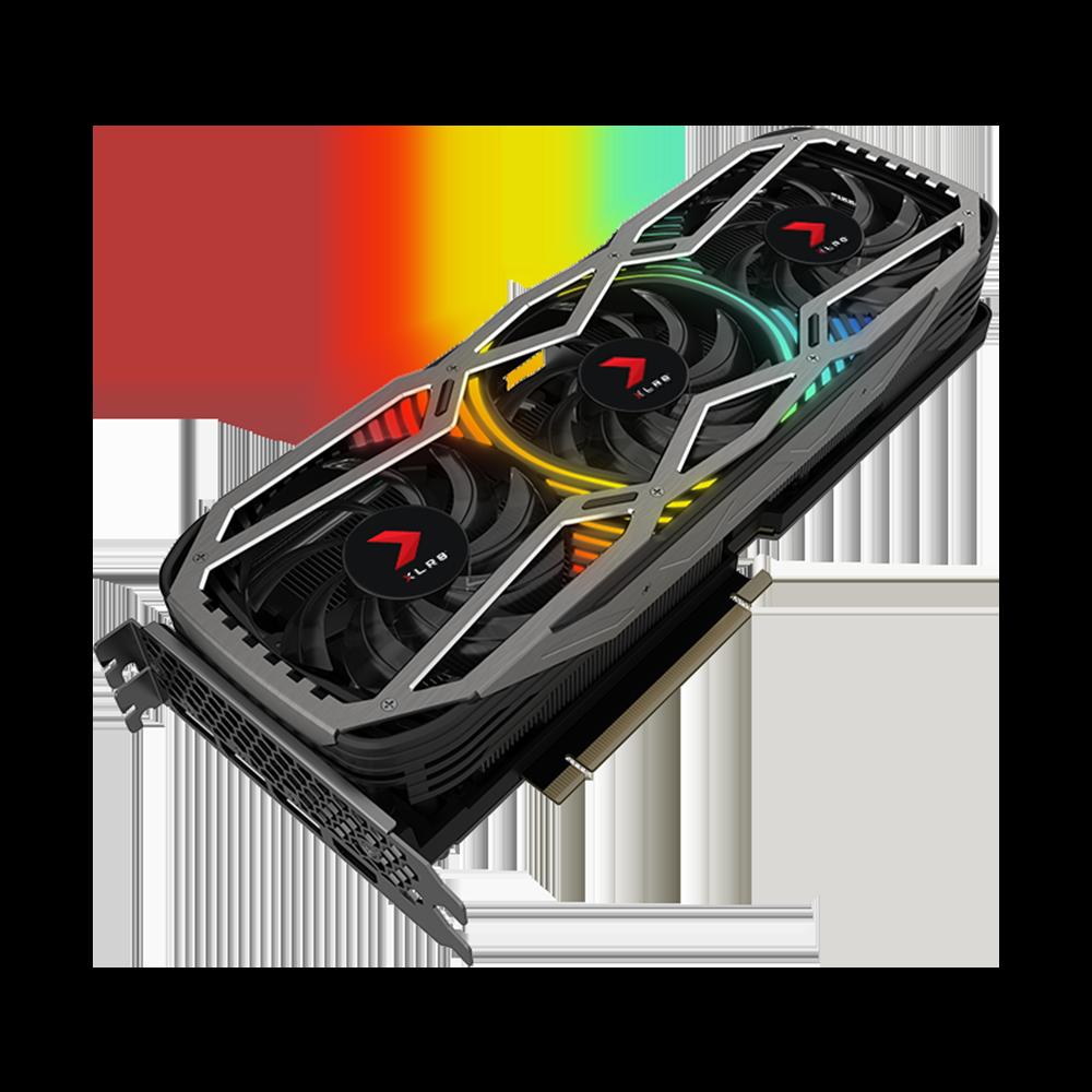 PNY GeForce RTX™️ 3090 EPIC-X RGB™️ Triple Fan XLR8 Gaming Edition
