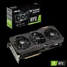 [預訂 Pre-order] ASUS TUF GeForce RTX3080 O10G GAMING GDDR6X