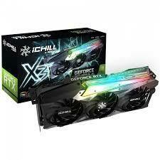 [預訂 Pre-order]  Inno3D iChill x3 RTX3080 10G GDDR6X (三風扇)