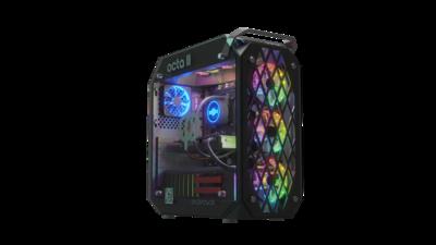 [電腦組合] OCTA II R X ASUS 華碩25吋電競顯示器套裝