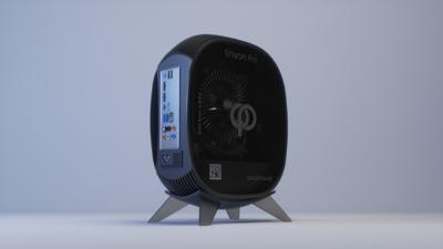 [電腦組合] TINYON PRO (RYZEN 5) + ASUS 華碩22吋顯示器進階高效能組合