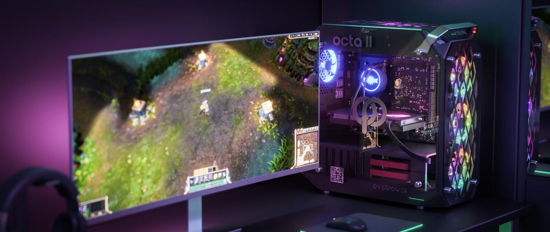 OCTA 2R+ 高階超性價電腦系統 (升級最新RYZEN 7 5800X)