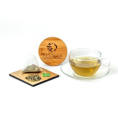 Good Afternoon - The Lifting Blend.              20 Plastic Free Tea Bags