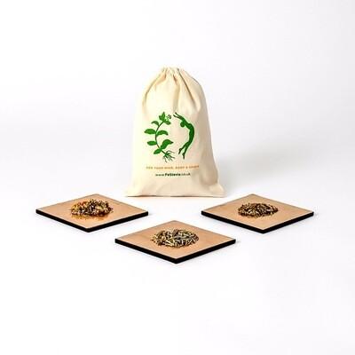 The Daily Series - 21 Tea Bags