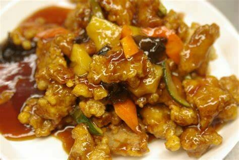Sweet & Sour Pork - Tangsuyuk (탕수육)