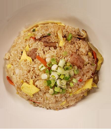 Vegetarian Korean Fried Rice: Bokkeumbap (볶음밥)