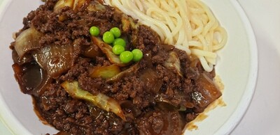 Tada Noodles - Jjajangmyeon (짜장면)