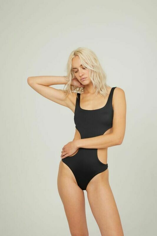 EQUINOX Cut-out One-Piece Swimsuit