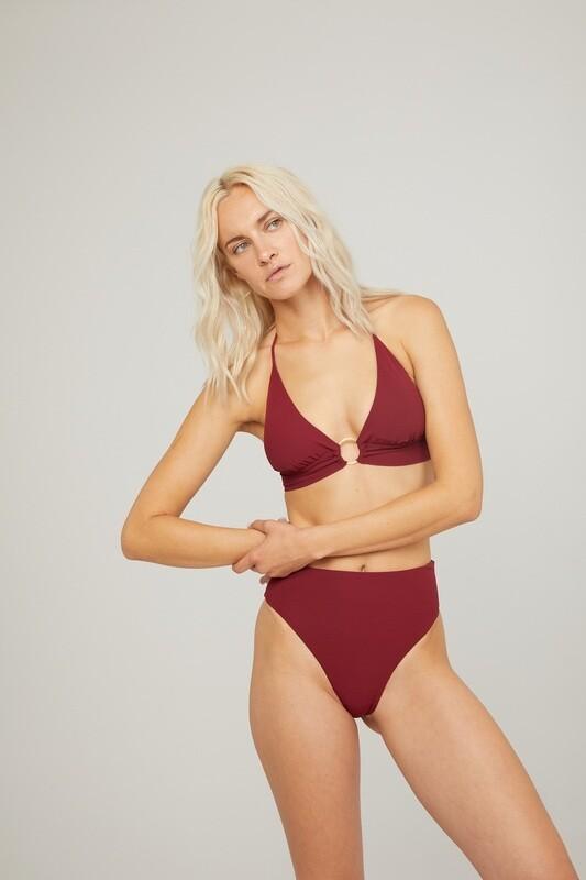 CORE Halterneck Bikini Top