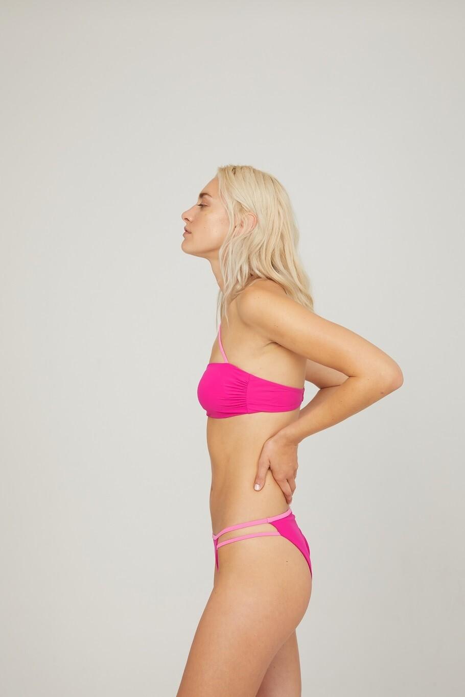 QUANTUM Βalconette-Style Bikini