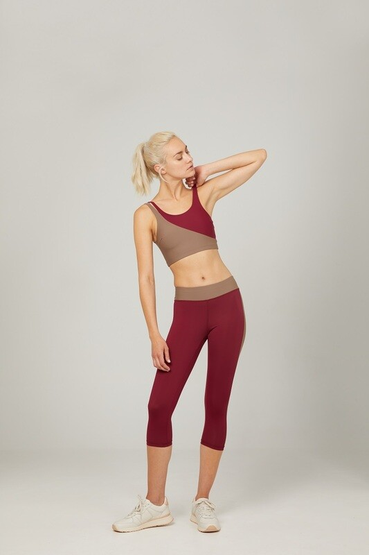 FLOW Two-Tone Leggings