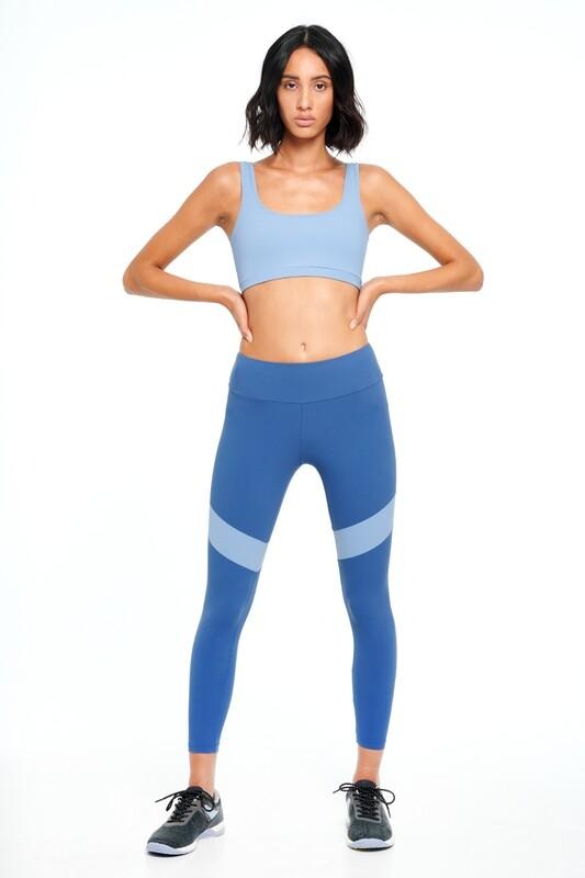 FIELD Two-tone leggings