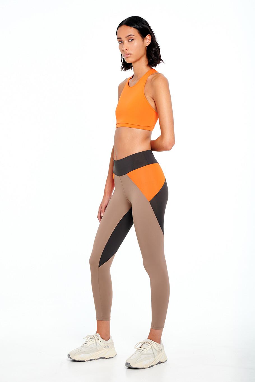FOCUS Three-tone leggings