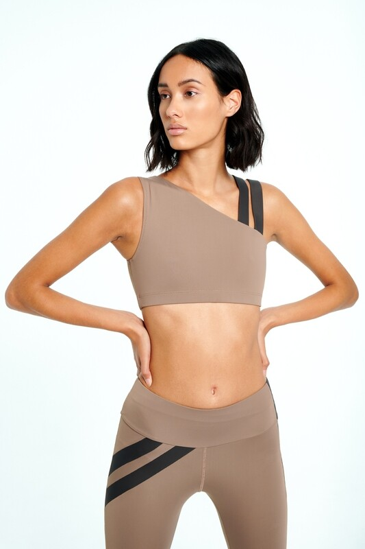 VECTOR Two-Tone Sports bra