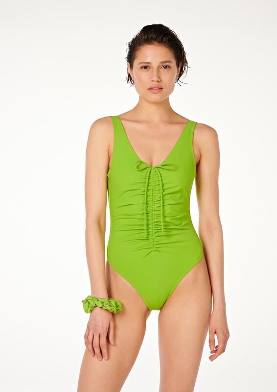 SLAY one-piece swimsuit