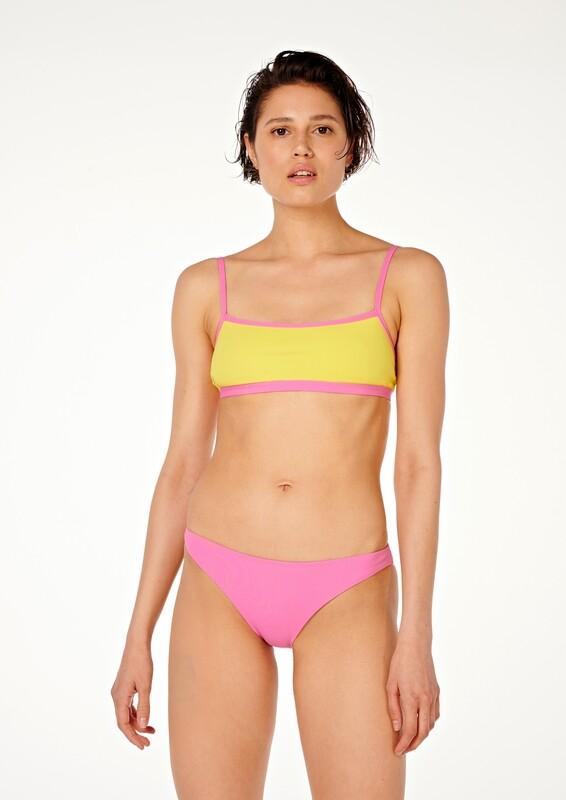 EUPHORIA Two-Tone Bikini