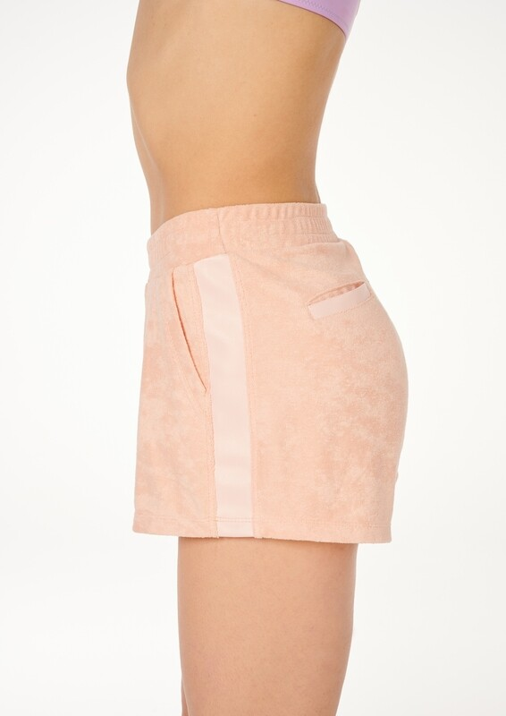LAYBACK Cotton-Terry Shorts