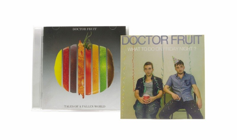 Pack DOUBLE CD - Doctor Fruit