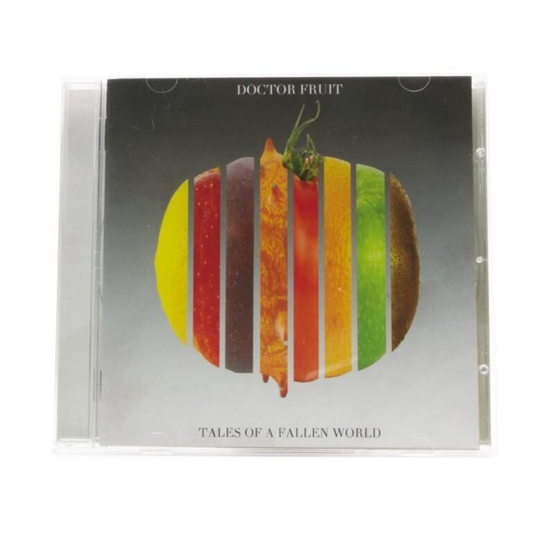 """CD - LP 9 titres """"Tales Of A Fallen World"""""""