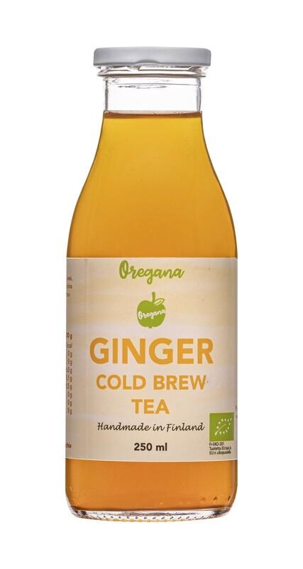 Oregana GINGER COLD BREW Tea, 10 ploa