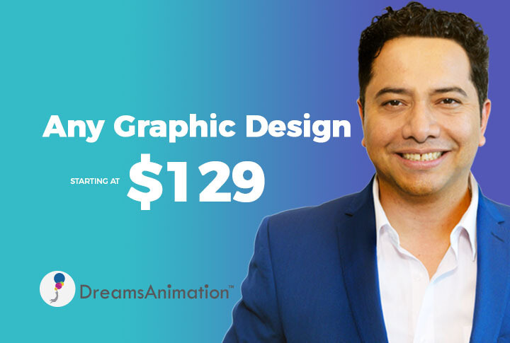 I will fulfill your graphic design needs within 48 hours