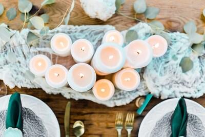Tea Light Table Decorations