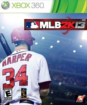 MLB 2k13 2021 Roster Update (XBOX 360)