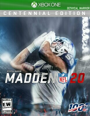 Madden 20 2020 Offseason/NFL Draft Roster Update (XBOX ONE)