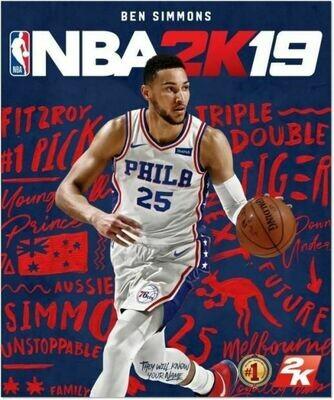 NBA 2K19 2020 Season Roster Update (XBOX1)