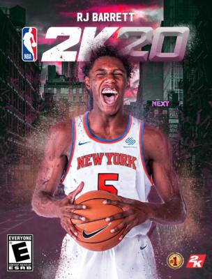 NBA 2k20 2020 Draft / Offseason Roster (Xbox One)