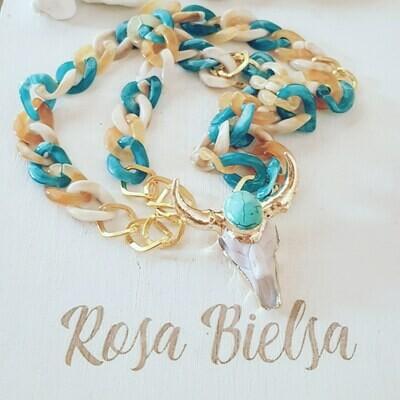 Collar Bufalo beach